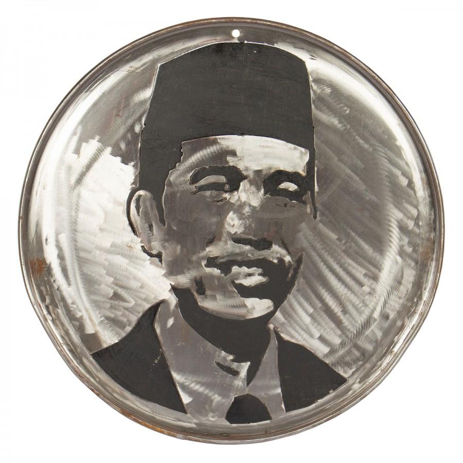 Aplique Parede Jokowi