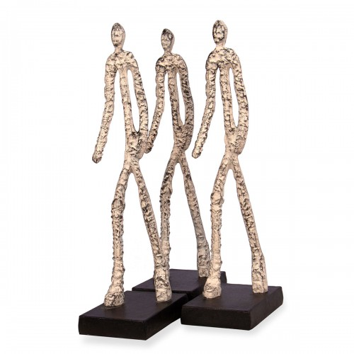 Escultura Walking Man